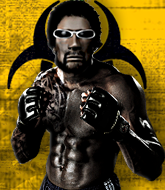 Mixed Martial Arts Fighter - Olajide Ban Gbus