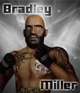 Mixed Martial Arts Fighter - Bradley Miller