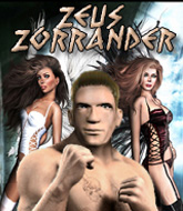 Mixed Martial Arts Fighter - Zeus Zorrander