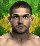 Mixed Martial Arts Fighter - Diego Brandao