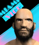 Mixed Martial Arts Fighter - Miami Vice