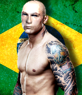Mixed Martial Arts Fighter - Luis Costa