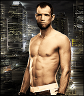 Mixed Martial Arts Fighter - James Dean Rockefeller
