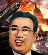 Mixed Martial Arts Fighter - Kim Il Sung