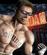Mixed Martial Arts Fighter - Johnny Cage