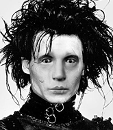 Mixed Martial Arts Fighter - Edward Scissorhands