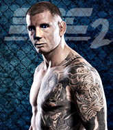 Mixed Martial Arts Fighter - Aleksandar Kamenov