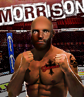 Mixed Martial Arts Fighter - David Morrison