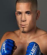 Mixed Martial Arts Fighter - Herkules Nowacki