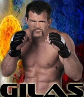Mixed Martial Arts Fighter - Neil Gilas