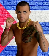 Mixed Martial Arts Fighter - Hector Romero