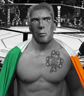 Mixed Martial Arts Fighter - Liam McGuiness