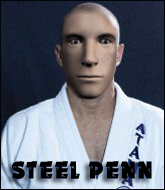 Mixed Martial Arts Fighter - Steel Penn