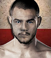 Mixed Martial Arts Fighter - Marcin Sokol