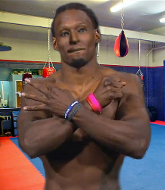 Mixed Martial Arts Fighter - Walter Jackson