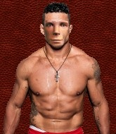 Mixed Martial Arts Fighter - Jay Steve