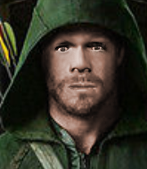 Mixed Martial Arts Fighter - Oliver Queen