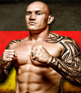 Mixed Martial Arts Fighter - Otto Geisler
