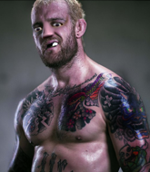 Mixed Martial Arts Fighter - Patrick McGuire