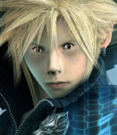 Mixed Martial Arts Fighter - Cloud Strife