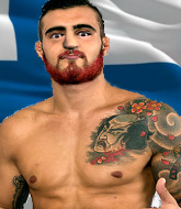 Mixed Martial Arts Fighter - Iikka Runnisto