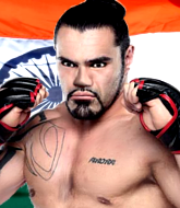Mixed Martial Arts Fighter - Gobal Batra