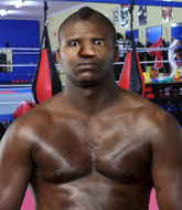Mixed Martial Arts Fighter - Ray Stuckey