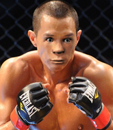 Mixed Martial Arts Fighter - David Yung