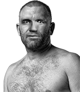Mixed Martial Arts Fighter - Sergei Kharitonov