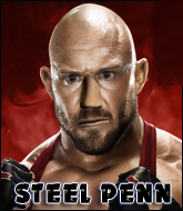 Mixed Martial Arts Fighter - Free Agent  Steel Penn