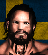 Mixed Martial Arts Fighter - Karl Eriksson