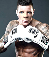Mixed Martial Arts Fighter - Aksel Stenger