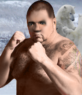 Mixed Martial Arts Fighter - Petey Bartlett