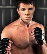 Mixed Martial Arts Fighter - Damien Thorn