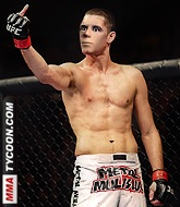 Mixed Martial Arts Fighter - Sam Crow
