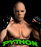 Mixed Martial Arts Fighter - Evan Payton