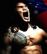 Mixed Martial Arts Fighter - Iosefa Umaga