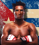 Mixed Martial Arts Fighter - Ramon Escobar Chavez