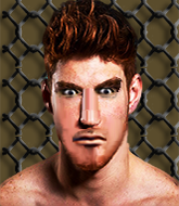 Mixed Martial Arts Fighter - Draven Stark
