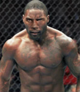 Mixed Martial Arts Fighter - Elijah Judah