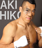 Mixed Martial Arts Fighter - Aki Hiko