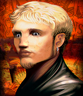 Mixed Martial Arts Fighter - Layne Staley