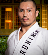 Mixed Martial Arts Fighter - Eiji Kitano