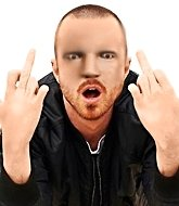 Mixed Martial Arts Fighter - Jesse Pinkman