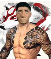 Mixed Martial Arts Fighter - Franky Yip