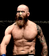 Mixed Martial Arts Fighter - Ben Turner