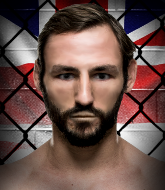 Mixed Martial Arts Fighter - Danny Brixton