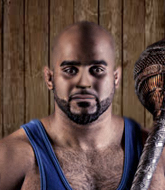 Mixed Martial Arts Fighter - Arjan Bhullar