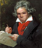 Mixed Martial Arts Fighter - Ludwig Beethoven