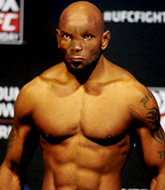 Mixed Martial Arts Fighter - Ogmak N`bagr